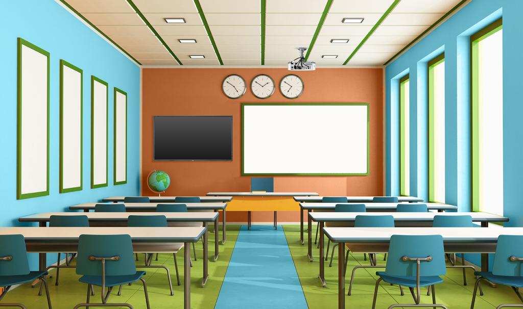 Картинки школьный кабинет для детей