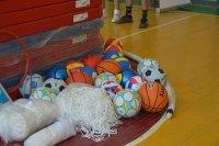 Спортивное оборудование для школ